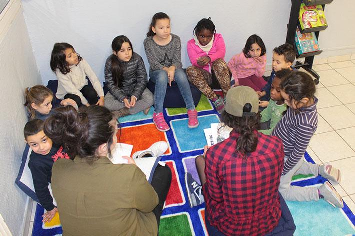 Nouvelle activité pédagogique pour les enfants : un atelier lecture