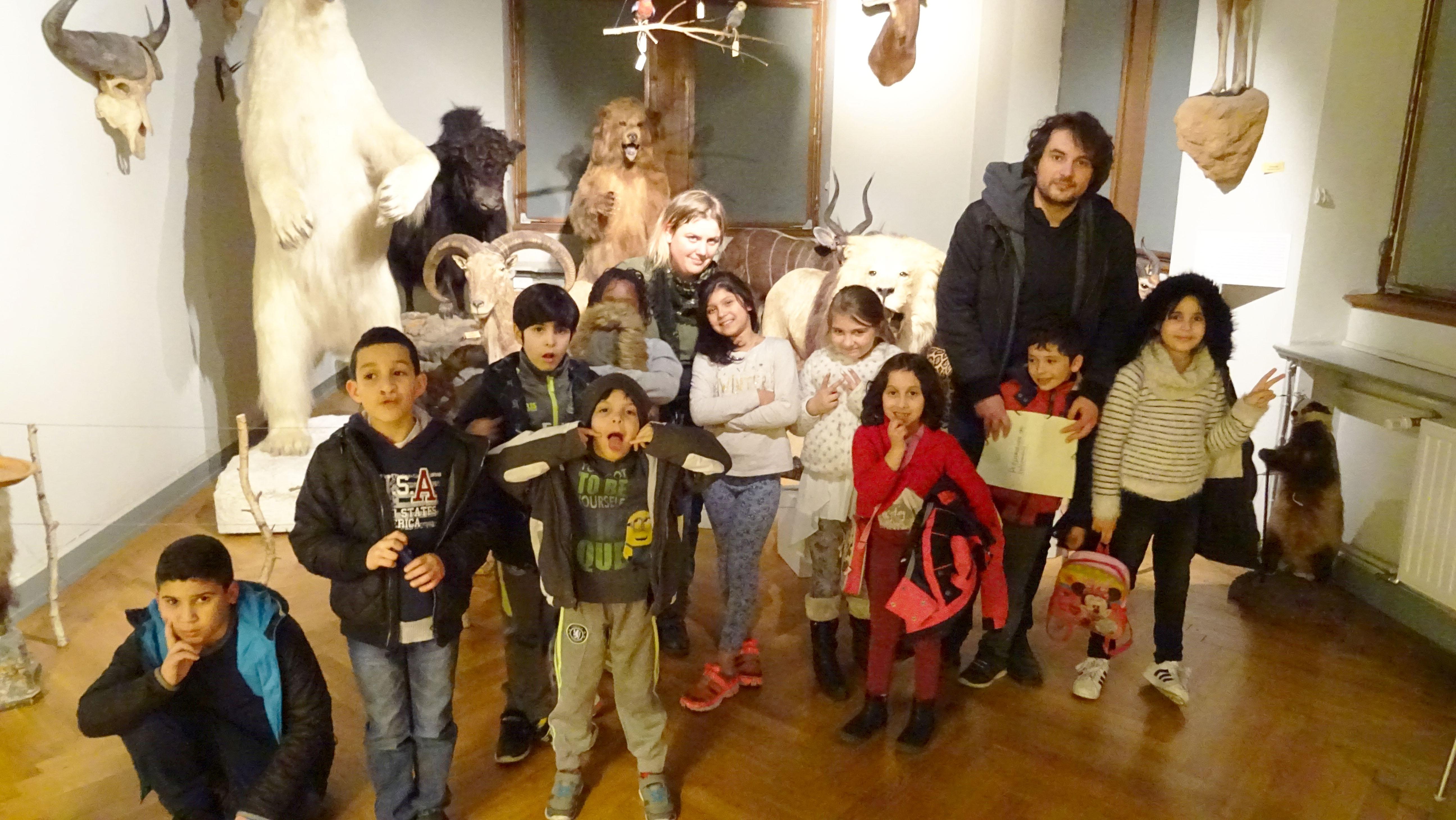 Sortie Culturelle au Musée Zoologique de la ville de Strasbourg