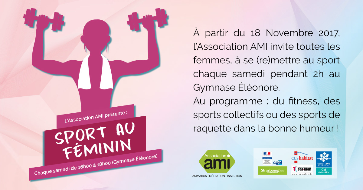 Sport au Féminin !