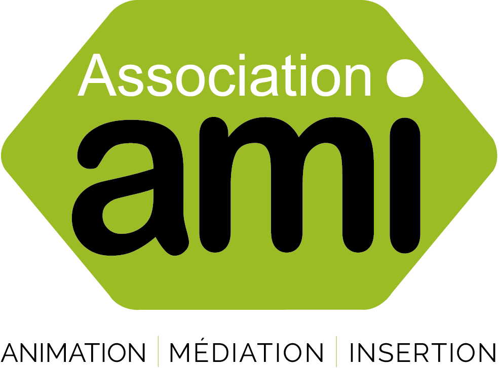 Logo Association Animation Médiation Insertion (AMI)